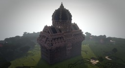 Bank with Dome Minecraft Map & Project