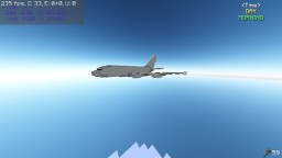 .5:1 Airbus A380 (White) Minecraft Map & Project
