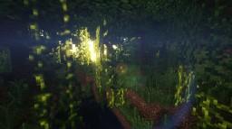 Natural Jungle Scene (80x240) Minecraft Map & Project