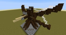 Giant Ballista Minecraft Map & Project