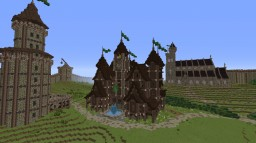 Town Hall + Download Minecraft Map & Project