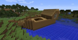 old ship Minecraft Map & Project
