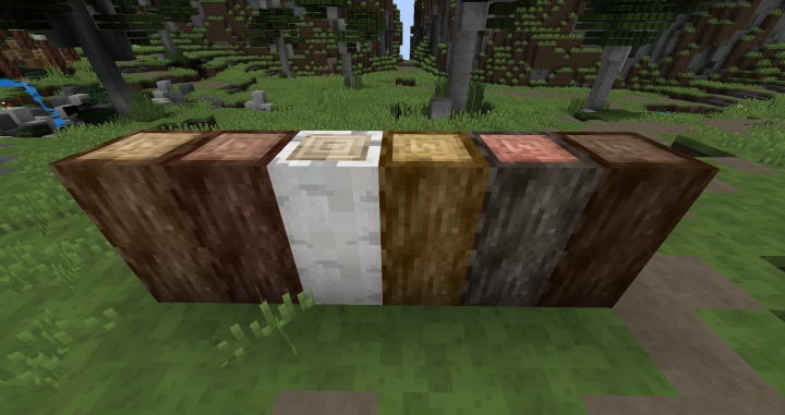 Added Woolblocks, fixed Stonebricks, fixed Glass, fixed Dirt colors