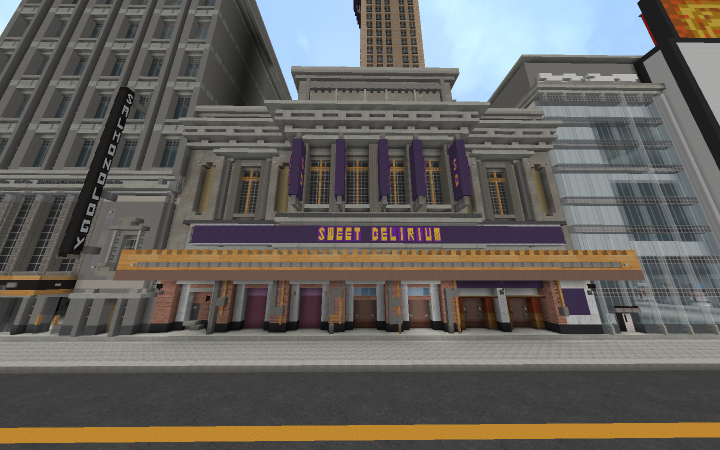 This could be it's own seperate PMC post. I LOVE this building!