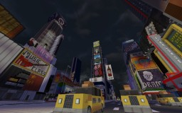 Times Square - By FunZ2002 and jumping_steve Minecraft