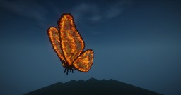 Shematic of geant butterfly Minecraft Map & Project
