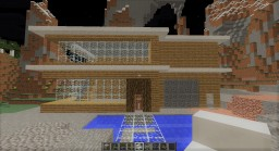 2 Floor Modern House Minecraft Map & Project