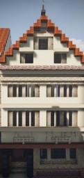 Gasthof Landgraf Philipp, Kassel, Germany Minecraft Map & Project
