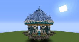Ice Dome Minecraft Map & Project