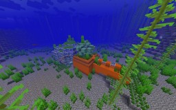 Submarine House Minecraft Map & Project