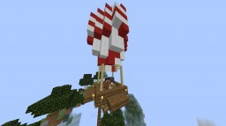 Mini Baloon Minecraft Map & Project