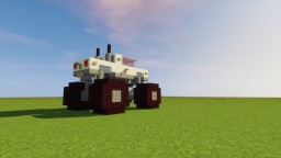Monster Truck Minecraft Map & Project