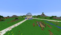 Creative (plots) spawn Minecraft Map & Project