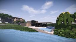 B&B - Minimalist House | ANTARES Minecraft