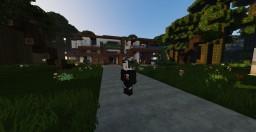 Maciekku's Hawaii Modern House Minecraft Map & Project