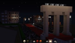 MTV VMA Red Carpet 2013 Minecraft Map & Project