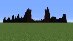 Black Gate of Mordor (LOTR) Minecraft Map & Project