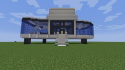 Modern Mansion Minecraft