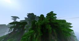 Custom Jungle Map. Minecraft Map & Project