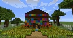 Granja de Colores Minecraft Map & Project