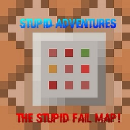 Stupid Adventures: Inside Enemy Minecraft Map & Project
