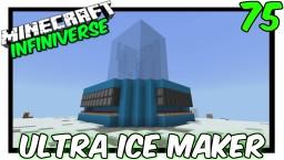 """4 Way Ultra Ice Farm"" Minecraft Map & Project"