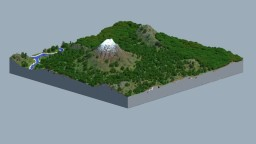 Mountain Landscaping | Legoman0416 Minecraft Map & Project