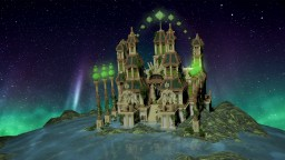 Half Moon Citadel Minecraft Map & Project
