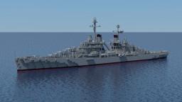 Atlanta-class Cruiser Minecraft Map & Project