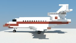 Dassault Falcon 900- Fuerza Aérea Española (Spanish Air Force) Minecraft Map & Project