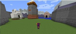 Spyro Year of the Dragon Minecraft Map & Project
