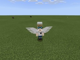 Youtubers With Wings Skin Pack (Updated!) Minecraft Map & Project