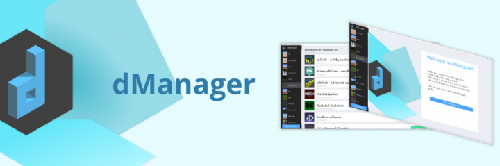 Popular Mod : dManager - the 1.13 datapack installer, updater and manager