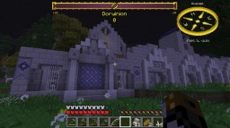 Elven Wall Minecraft Map & Project