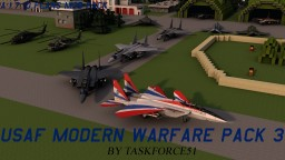 [Flan's] US Air Force Modern Warfare Pack 3 (1.7.10) Minecraft