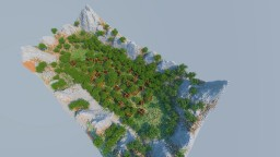 PVP Map for Xenyria Minecraft