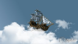 Flying Ship [DOWNLOAD] Minecraft Map & Project