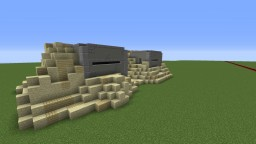 Small Normandy Bunkers Minecraft Map & Project