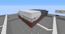 Currier-Class Cargo Transport Minecraft Map & Project