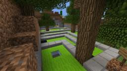 Adventure Mini-golf Minecraft Map & Project