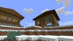 snow house and mine Minecraft Map & Project