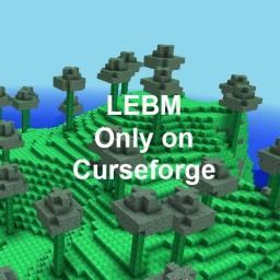 Lockyz Extra Biomes Mod Minecraft Mod