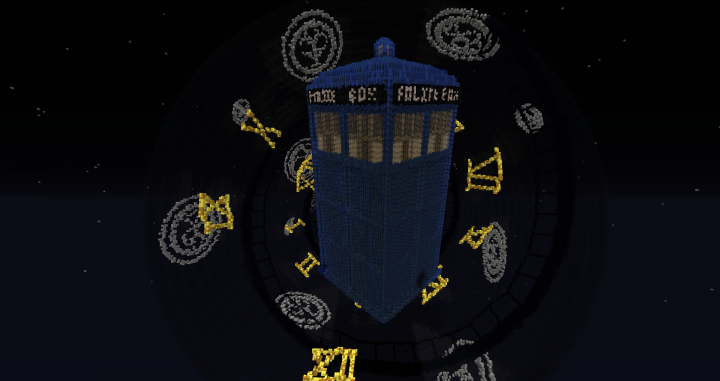 Popular Server Project : Tardis Through Time