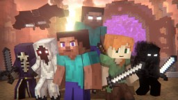 Animation Life (black plasma studio) pack Minecraft Texture Pack