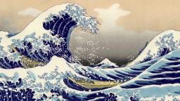 The wave 🌊 A Minecrafty story (Deep Below contest) Minecraft Blog Post