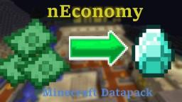 nEconomy Datapack - Working Economy in Minecraft! Minecraft Map & Project