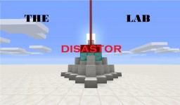 The Lab Disastor Minecraft Map & Project
