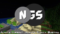 Next Gen Survival Minecraft Server