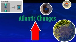 Atlantic Changes Datapack (1.13+) Minecraft Data Pack