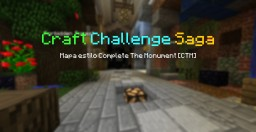 Craft Challenge Saga [1.12] - [uniqueCTM] [Spanish] Minecraft
